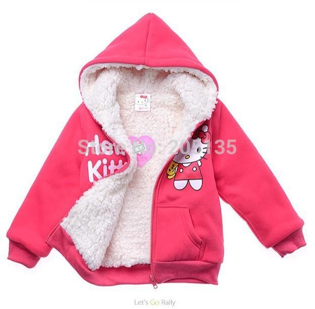 Hello Kitty Baby Girls Sweatsuit with Hood